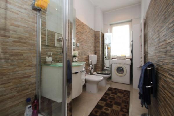 Appartamento in vendita a Torino, Rebaudengo, Arredato, 55 mq - Foto 8