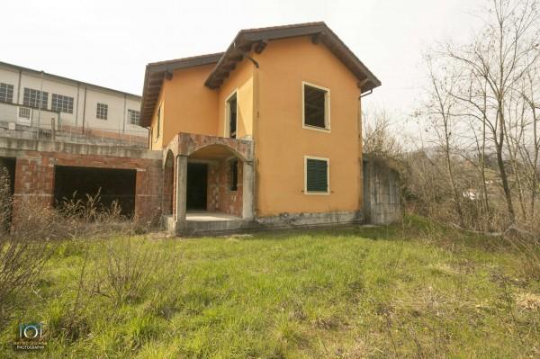 Villa in vendita a Ceranesi, Gaiazza, Con giardino, 120 mq