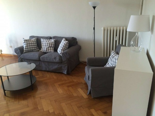 Appartamento in affitto a Milano, Castello, Arredato, con giardino, 72 mq