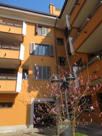 Appartamento in vendita a Peschiera Borromeo, Con giardino, 61 mq