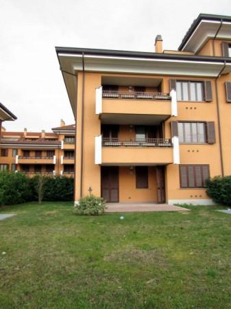 Appartamento in vendita a Peschiera Borromeo, Quadrifoglio 4, Con giardino, 72 mq - Foto 11