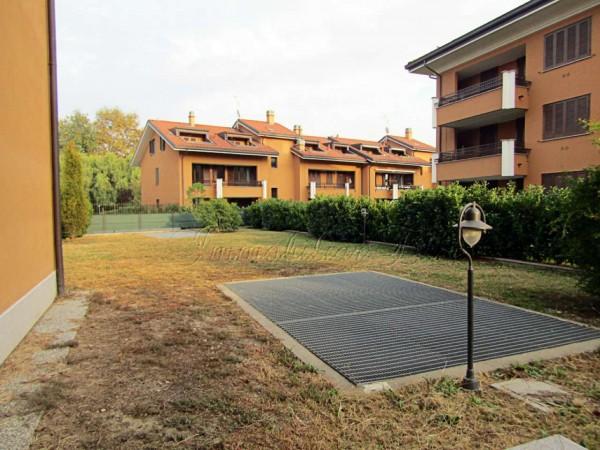 Appartamento in vendita a Peschiera Borromeo, Quadrifoglio 4, Con giardino, 72 mq - Foto 3