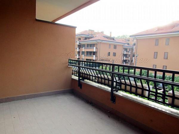Appartamento in vendita a Peschiera Borromeo, Quadrifoglio 4, Con giardino, 72 mq - Foto 5