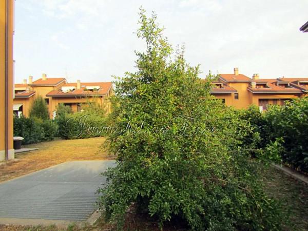 Appartamento in vendita a Peschiera Borromeo, Quadrifoglio 4, Con giardino, 72 mq - Foto 2