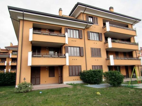 Appartamento in vendita a Peschiera Borromeo, Quadrifoglio 4, Con giardino, 72 mq - Foto 12