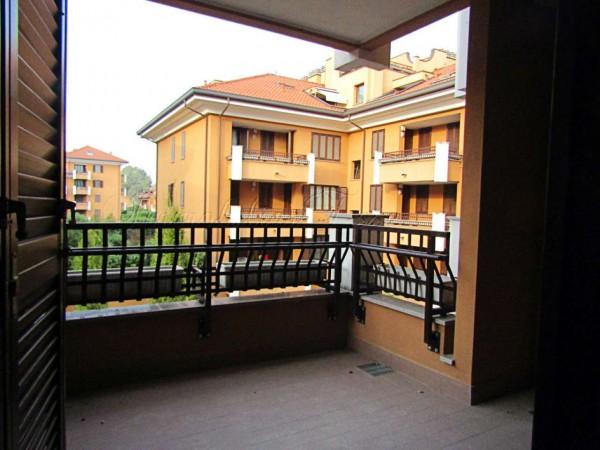 Appartamento in vendita a Peschiera Borromeo, Quadrifoglio 4, Con giardino, 72 mq - Foto 6