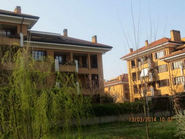 Appartamento in vendita a Peschiera Borromeo, Quadrifoglio 4, Con giardino, 72 mq - Foto 18
