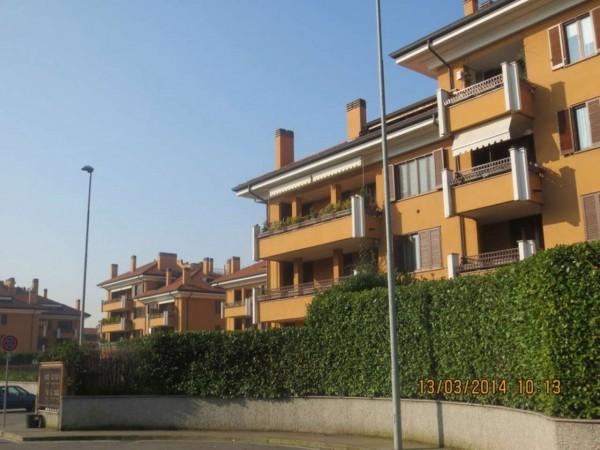 Appartamento in vendita a Peschiera Borromeo, Quadrifoglio 4, Con giardino, 72 mq - Foto 13
