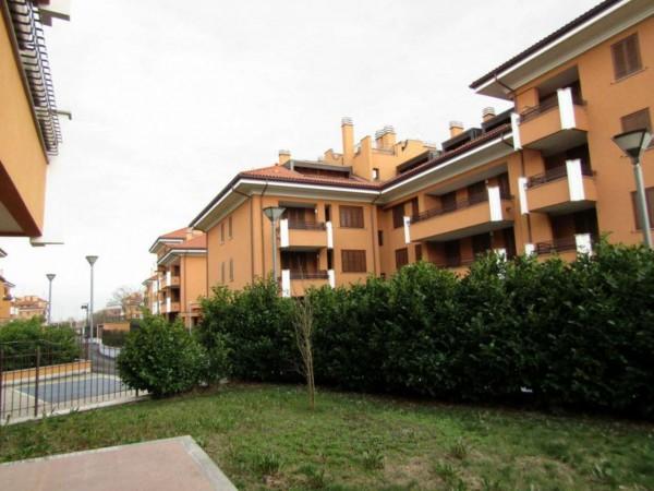 Appartamento in vendita a Peschiera Borromeo, Quadrifoglio 4, Con giardino, 72 mq - Foto 15