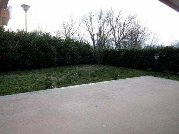 Appartamento in vendita a Peschiera Borromeo, Quadrifoglio 4, Con giardino, 72 mq - Foto 16