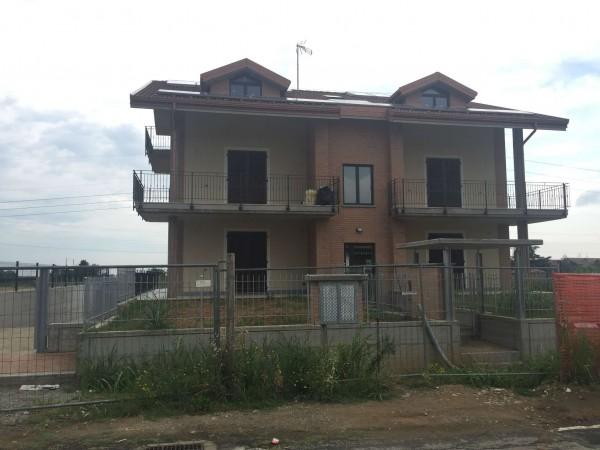 Appartamento in affitto a Pianezza, Parucco, Con giardino, 60 mq