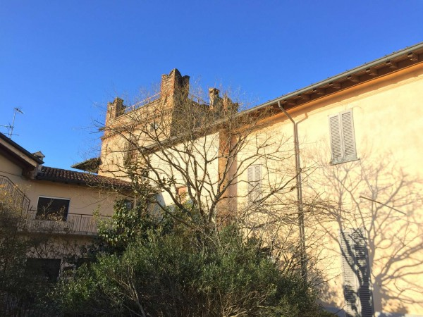 Villa in vendita a Casirate d'Adda, Centro, Con giardino, 487 mq