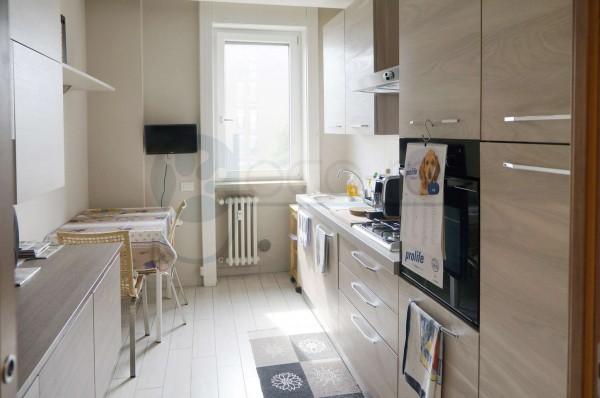 Appartamento in vendita a Milano, Walter Tobagi - Ettore Ponti, Arredato, con giardino, 50 mq