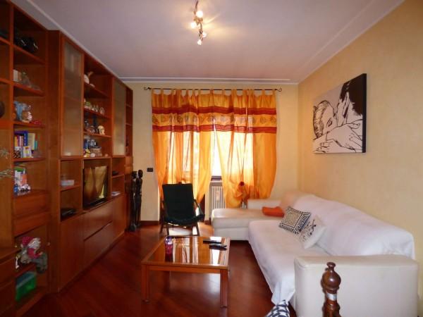 Appartamento in vendita a Borgaro Torinese, Con giardino, 119 mq
