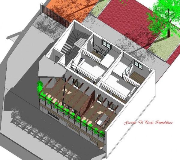 Appartamento in vendita a Milano, Piazzale Cuoco, Con giardino, 54 mq