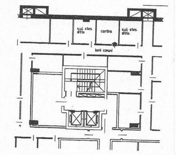 Appartamento in vendita a Milano, Ripamonti, Con giardino, 55 mq - Foto 13