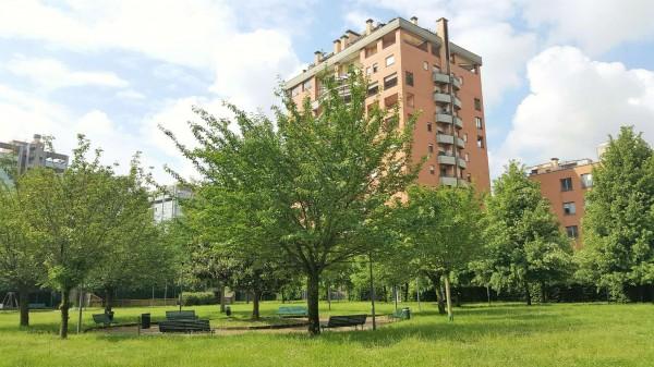 Appartamento in vendita a Milano, Ripamonti, Con giardino, 55 mq