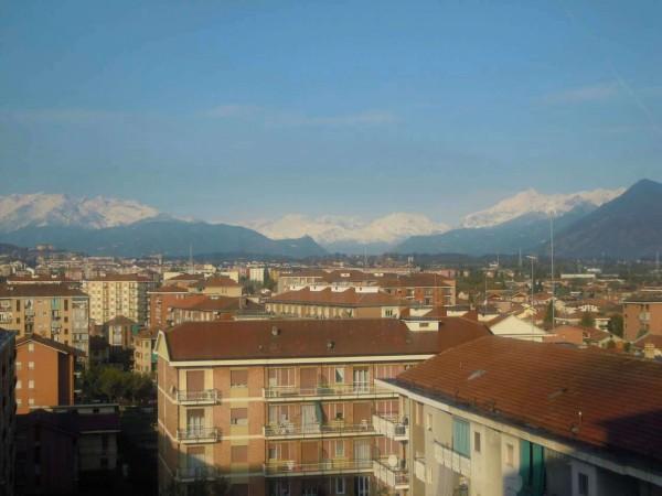 Appartamento in vendita a Collegno, Corso Francia, 125 mq
