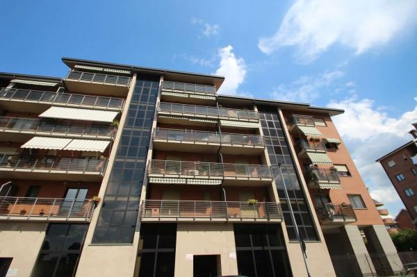 Appartamento in vendita a Torino, Rebaudengo, Con giardino, 190 mq - Foto 23