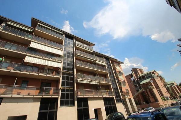 Appartamento in vendita a Torino, Rebaudengo, Con giardino, 190 mq - Foto 24