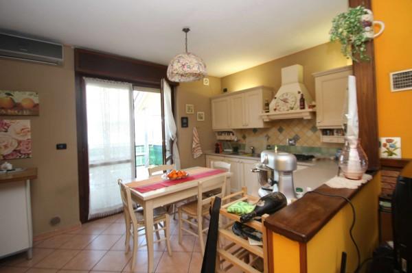 Appartamento in vendita a Torino, Rebaudengo, Con giardino, 190 mq - Foto 17