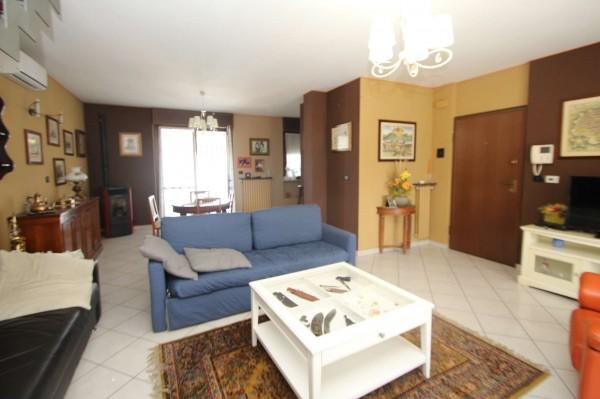 Appartamento in vendita a Torino, Rebaudengo, Con giardino, 190 mq - Foto 21