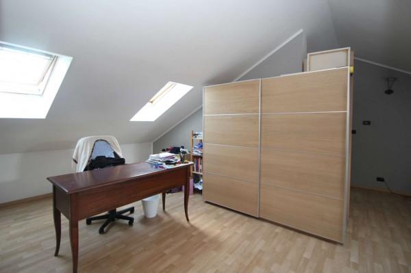 Appartamento in vendita a Torino, Rebaudengo, Con giardino, 190 mq - Foto 9