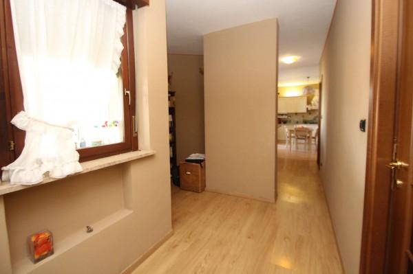 Appartamento in vendita a Torino, Rebaudengo, Con giardino, 190 mq - Foto 14