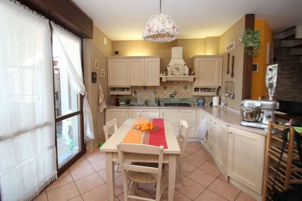 Appartamento in vendita a Torino, Rebaudengo, Con giardino, 190 mq - Foto 16