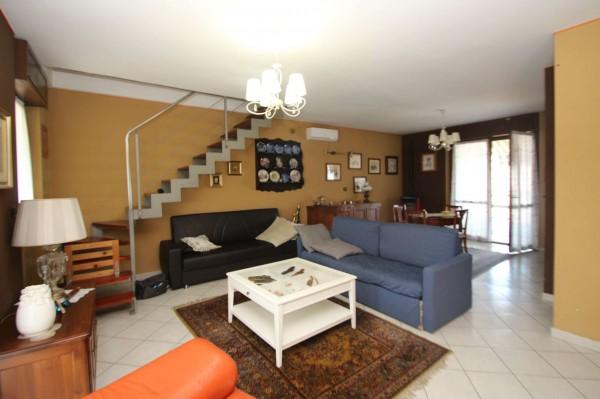 Appartamento in vendita a Torino, Rebaudengo, Con giardino, 190 mq