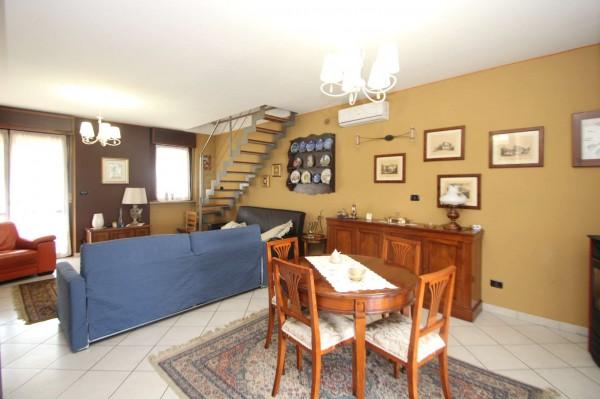 Appartamento in vendita a Torino, Rebaudengo, Con giardino, 190 mq - Foto 18