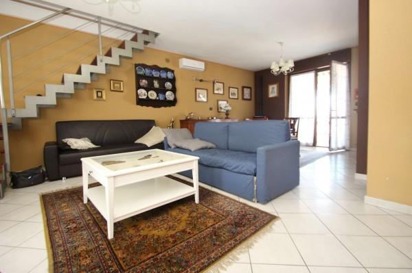 Appartamento in vendita a Torino, Rebaudengo, Con giardino, 190 mq - Foto 22