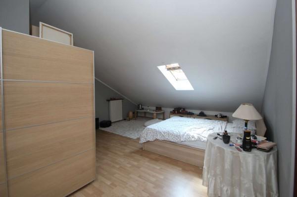 Appartamento in vendita a Torino, Rebaudengo, Con giardino, 190 mq - Foto 10