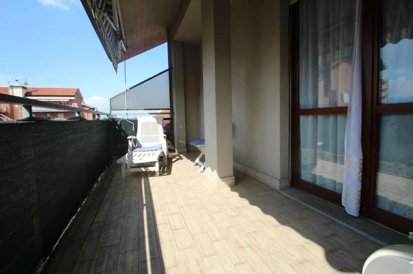 Appartamento in vendita a Torino, Rebaudengo, Con giardino, 190 mq - Foto 11