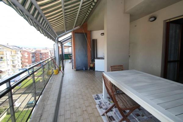 Appartamento in vendita a Torino, Rebaudengo, Con giardino, 190 mq - Foto 13