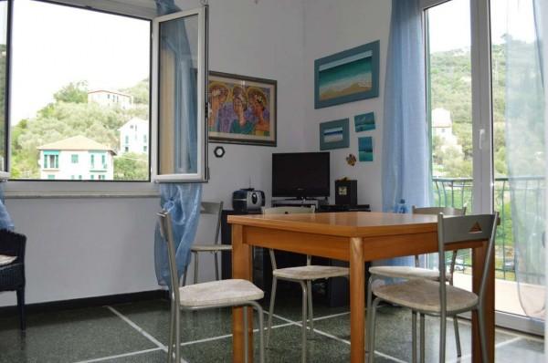 Appartamento in vendita a Recco, Centrale, 50 mq