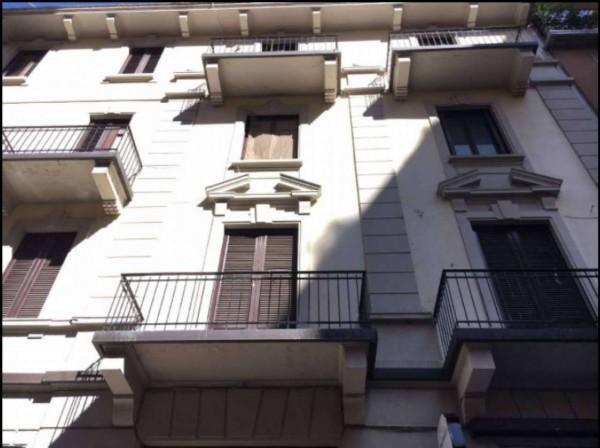 Appartamento in vendita a Milano, Washington, Con giardino, 80 mq