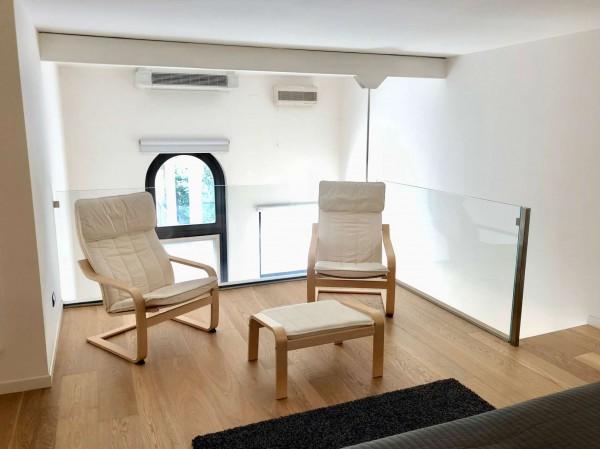 Appartamento in affitto a Milano, Arredato, con giardino, 65 mq