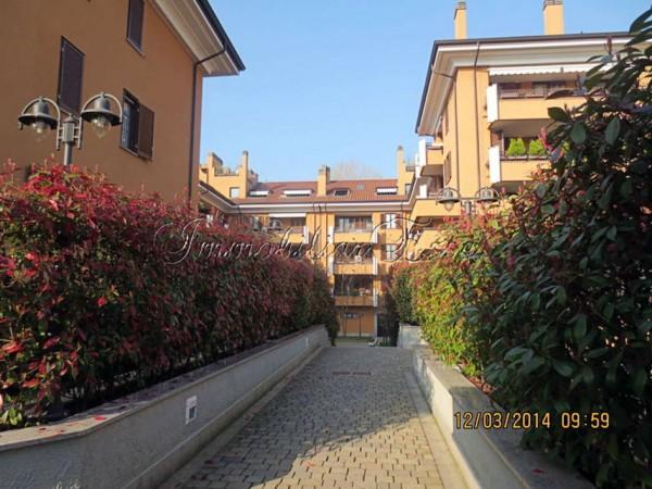 Appartamento in vendita a Peschiera Borromeo, Con giardino, 71 mq - Foto 8
