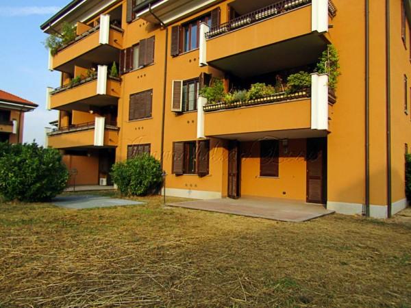 Appartamento in vendita a Peschiera Borromeo, Con giardino, 71 mq - Foto 2