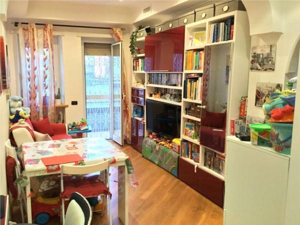 Appartamento in vendita a Roma, Boccea, Con giardino, 59 mq