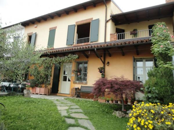 Casa indipendente in vendita a San Salvatore Monferrato, Con giardino, 200 mq