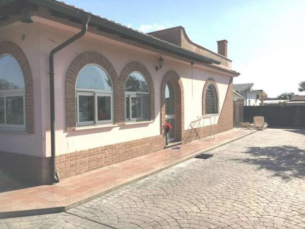 Villa in vendita a Aprilia, Fossignano, Con giardino, 138 mq