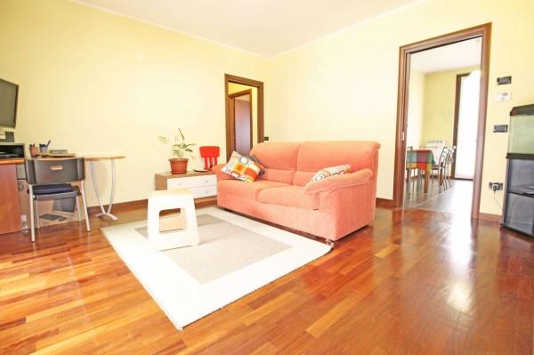 Appartamento in vendita a Cassano d'Adda, Naviglio, Con giardino, 80 mq