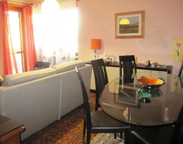 Appartamento in affitto a Vinovo, Centrale, Con giardino, 110 mq
