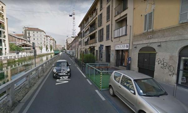 Negozio in vendita a Milano, Navigli/darsena