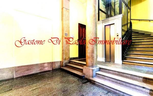 Ufficio in affitto a Milano, Centro Storico, 52 mq