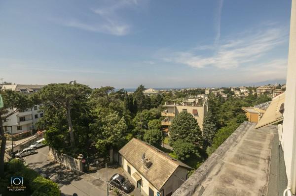 Appartamento in vendita a Genova, Con giardino, 192 mq