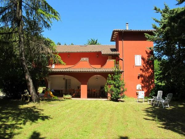 Casa indipendente in vendita a Perugia, San Matteo, Con giardino, 350 mq - Foto 26