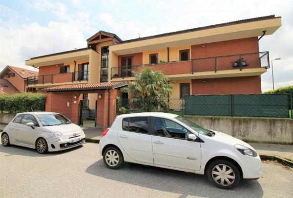 Appartamento in vendita a Pianezza, Parucco, 158 mq